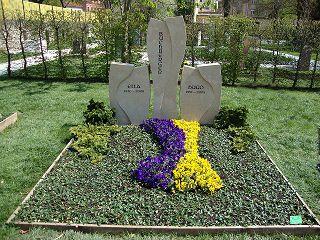 Grabbepflanzung Frühjahr - Grabpflege Magdeburg