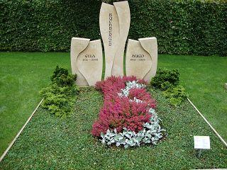 Grabbepflanzung Herbst - Grabpflege Magdeburg