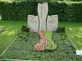 Grabbepflanzung Sommer - Grabpflege Magdeburg